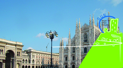 LE NOSTRE TECNOLOGIE SMART CITY IN MOSTRA A MILANO